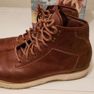 Adidas Originals Navvy Leather Boots